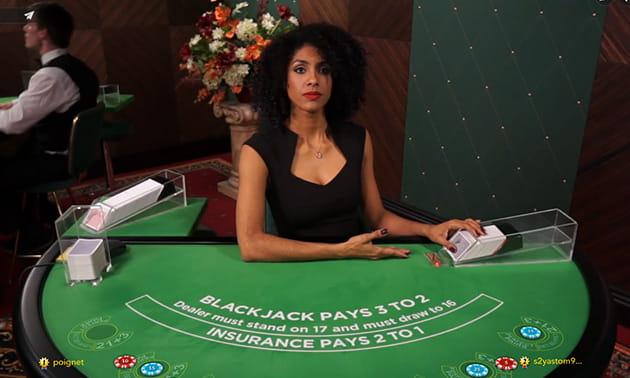 Blackjack with friends online free
